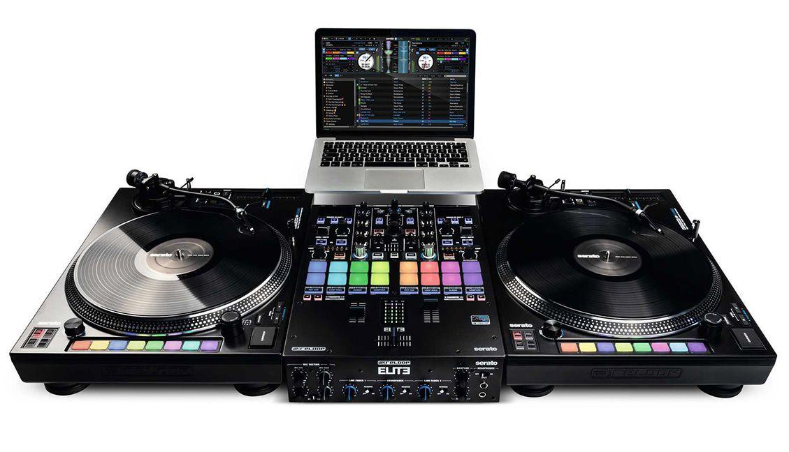 reloop elite mixer rp 8000 mk2 turntable challengers to pioneer and technics battle vinyl